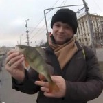 Street-Fishing à Moscou