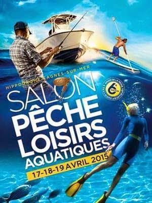 salon de la pêche et des loisirs aquatiques de Cagnes sur Mer