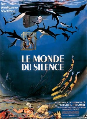 Le Monde du Silence, film de Cousteau